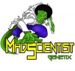 Logo Mad Scientist Genetics