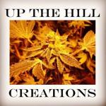 Logo Up The Hill Creations