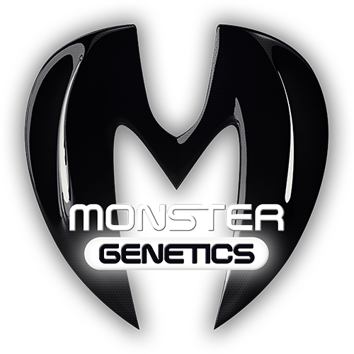 Logo Monster Genetics