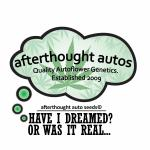 Logo Afterthought Autos