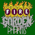 Logo Fire Garden Pharms Genetics
