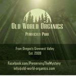 Logo Old World Organics