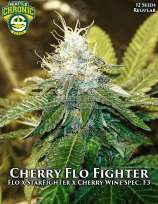 Seattle Chronic Seeds Cherry Flo Fighter